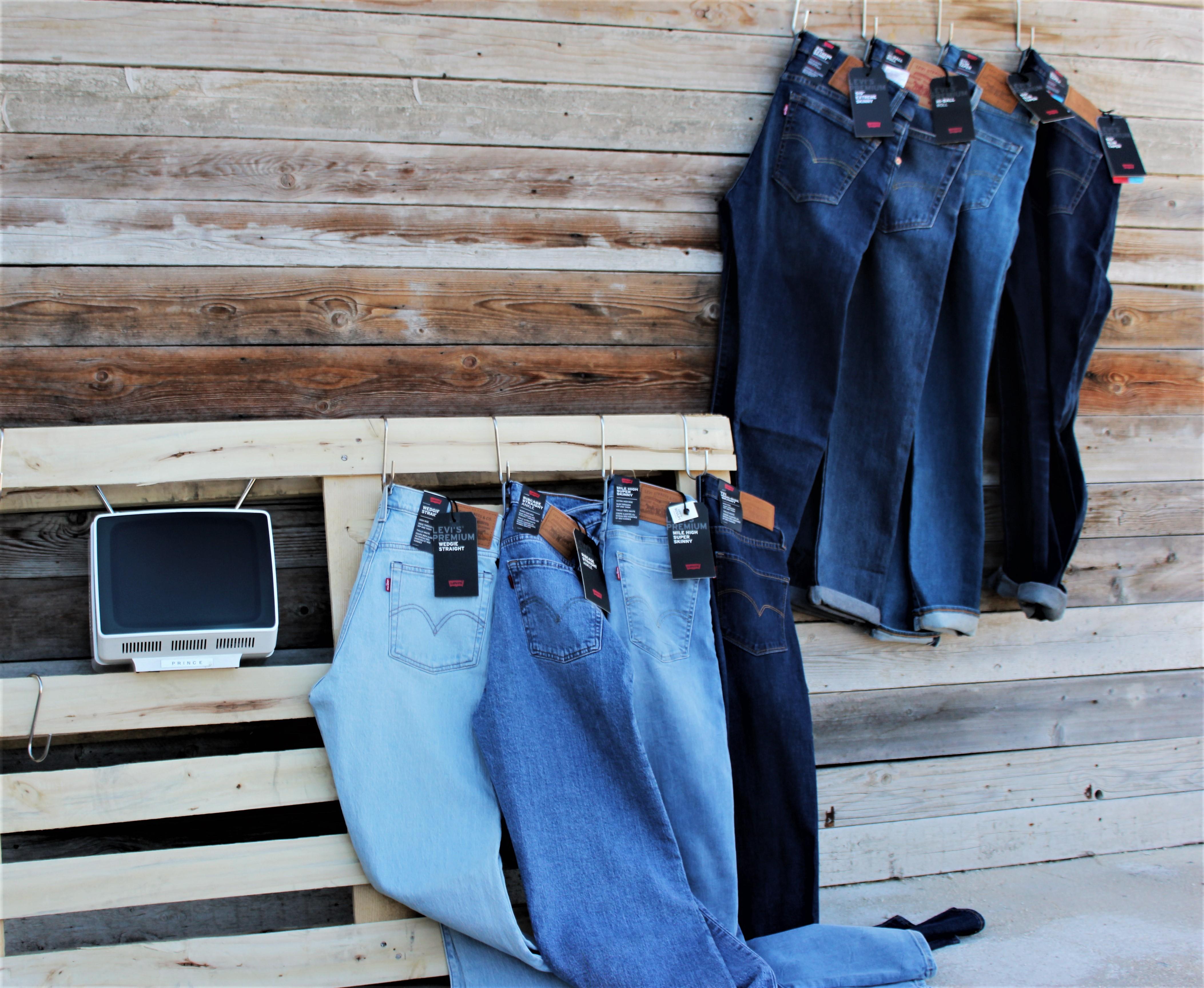 JEANS LEVI'S : il ritorno jeans più amato di tutti i tempi!