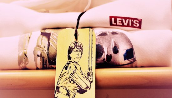 Star Wars & Levi's : una collaborazione galattica!