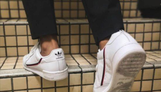 La sneakers da tenere sotto occhio: Adidas Continental 80
