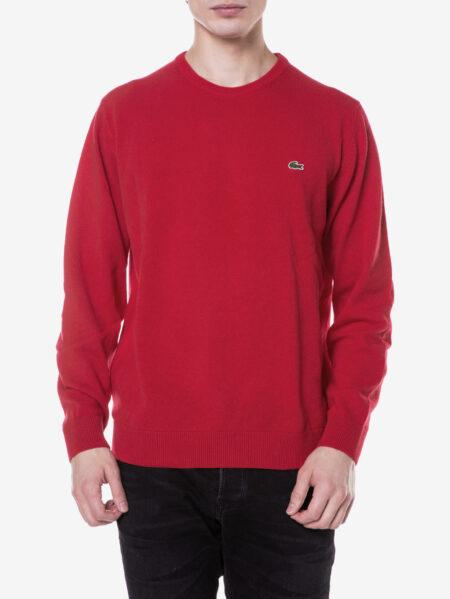 maglione lacoste uomo rosso