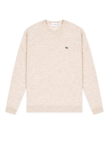 maglione lacoste avorio