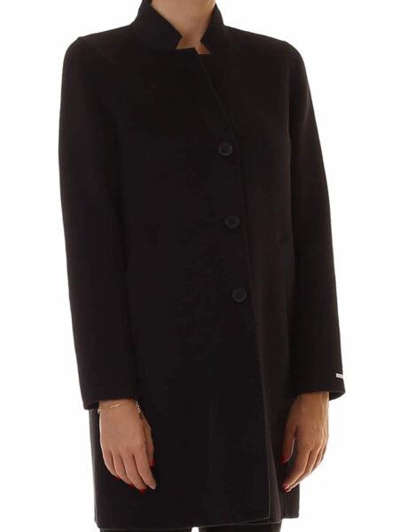 cappotto emme marella nero