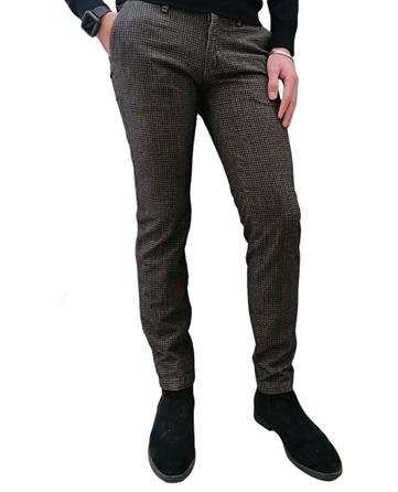 pantalone four ten slim uomo