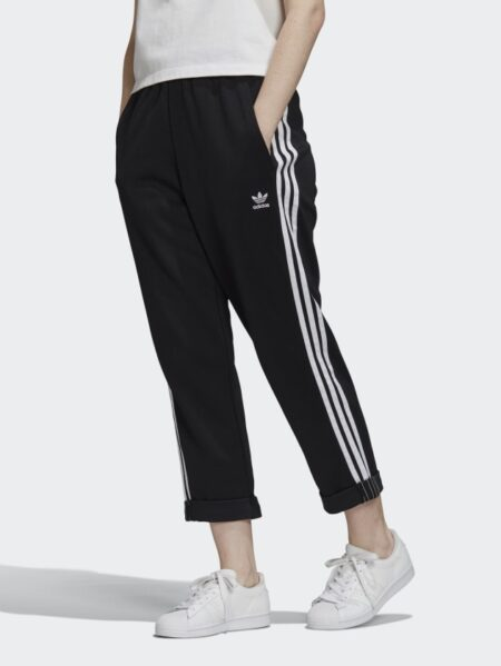 pantaloni adidas donna neri con svoltina