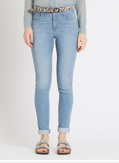 jeans levi's 721 chiaro