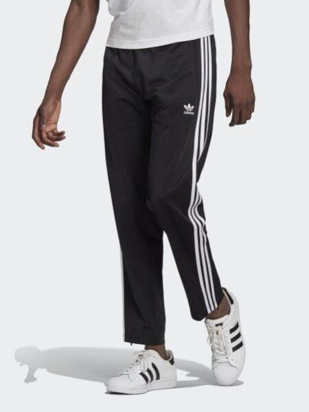 track pant adidas nero