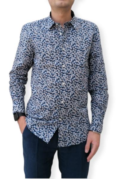 camicia antony morato fiori