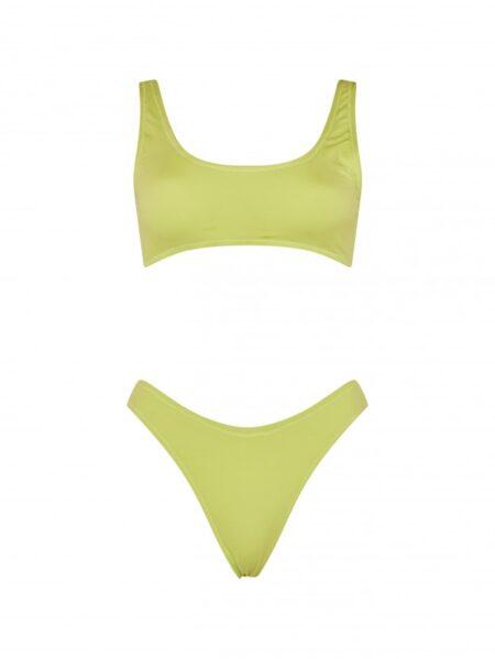 bikini matinee verde lime