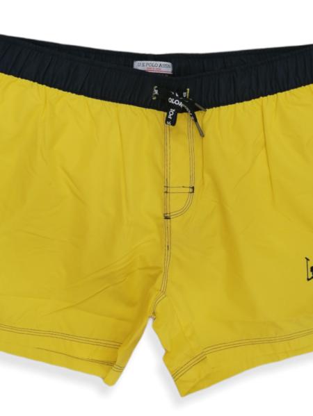 costume us polo assn giallo