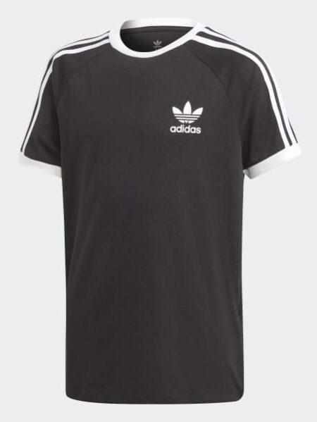 t-shirt adidas originals junior nero