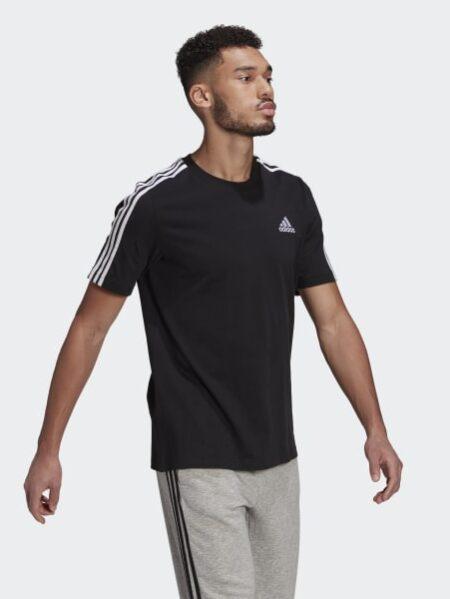 t-shirt adidas nera