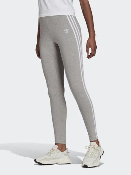 leggings adidas grigio
