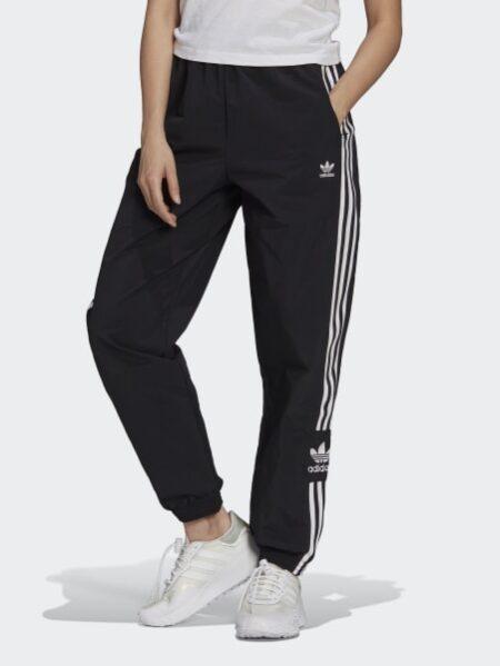 pantalone adida track nero
