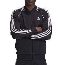 giacca adidas adicolor nera