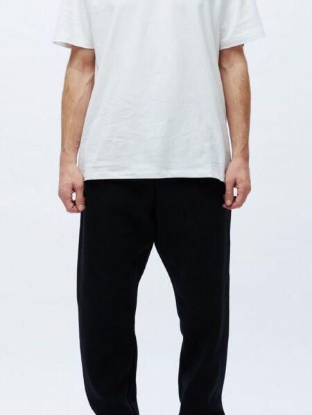 pantalone obey felpa nero