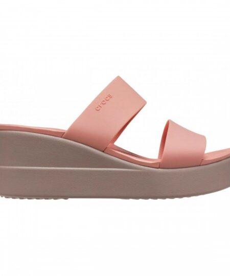 sandali crocs rosa