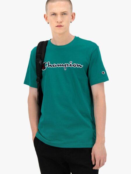 t-shirt champion verde